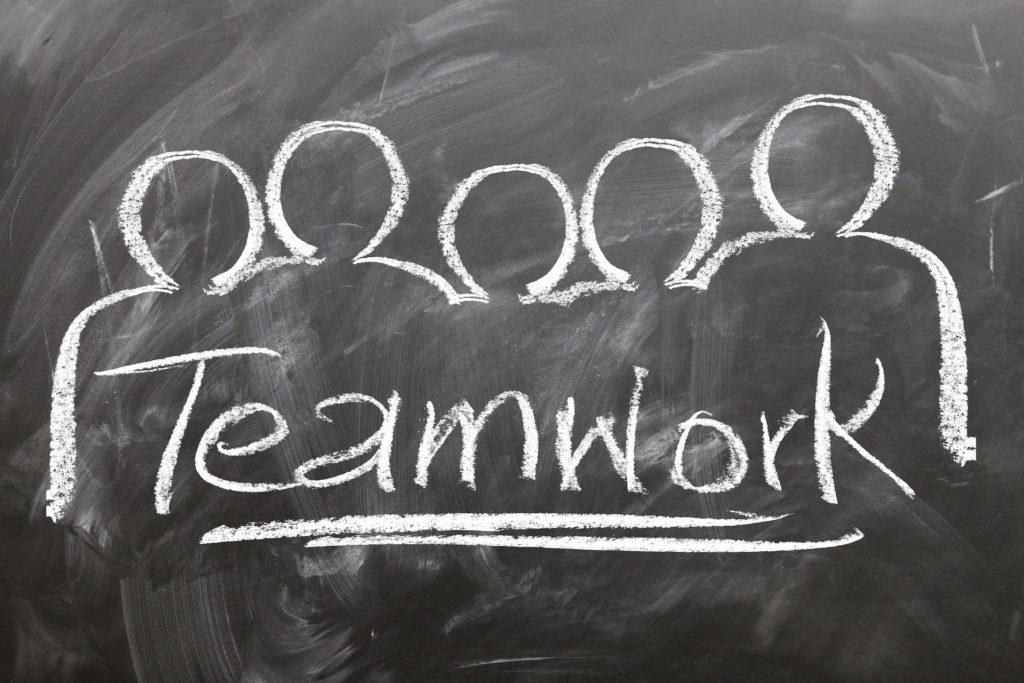 Teamwork sobre talento sénior
