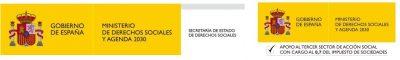 Logo Ministerio. Certificado en conciliación